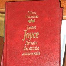 Libros antiguos: RETRATO DEL ARTISTA ADOLESCENTE. JAMES JOYCE. Lote 26787683
