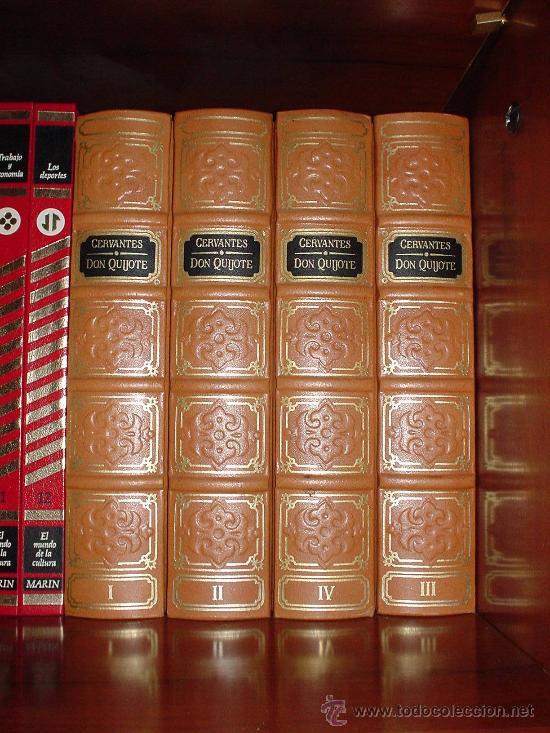 DON QUIJOTE , EL INGENIOSO HIDALGO (Libros antiguos (hasta 1936), raros y curiosos - Literatura - Narrativa - Clásicos)