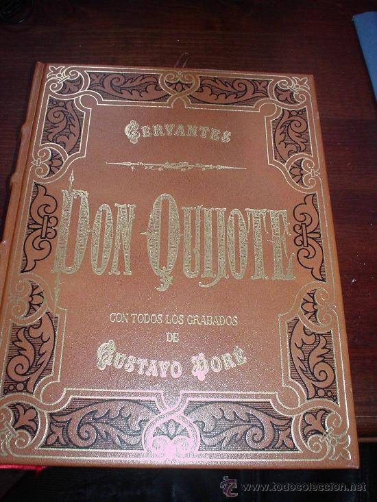 Libros antiguos: DON QUIJOTE , EL INGENIOSO HIDALGO - Foto 2 - 25699790