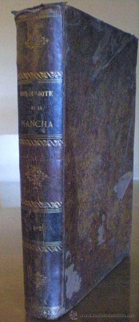 Libros antiguos: QUIJOTE DE LA MANCHA (1881) - Foto 3 - 27292413
