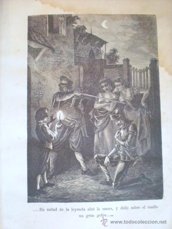 Libros antiguos: QUIJOTE DE LA MANCHA (1881) - Foto 6 - 27292413