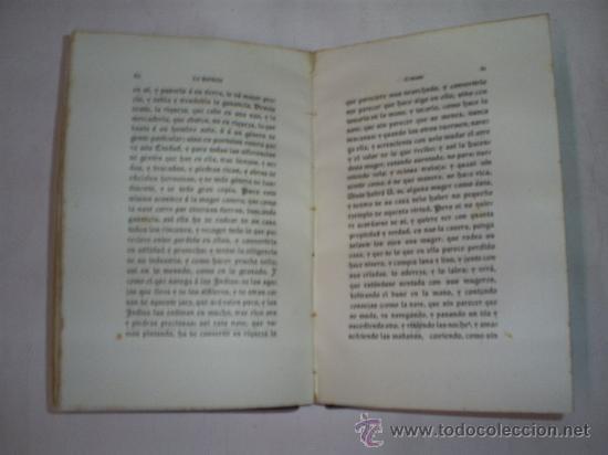 Libros antiguos: La Perfecta Casada conforme el texto de la edición de 1786 FRAY LUIS DE LEÓN 1906 RM48356-V - Foto 3 - 27411085