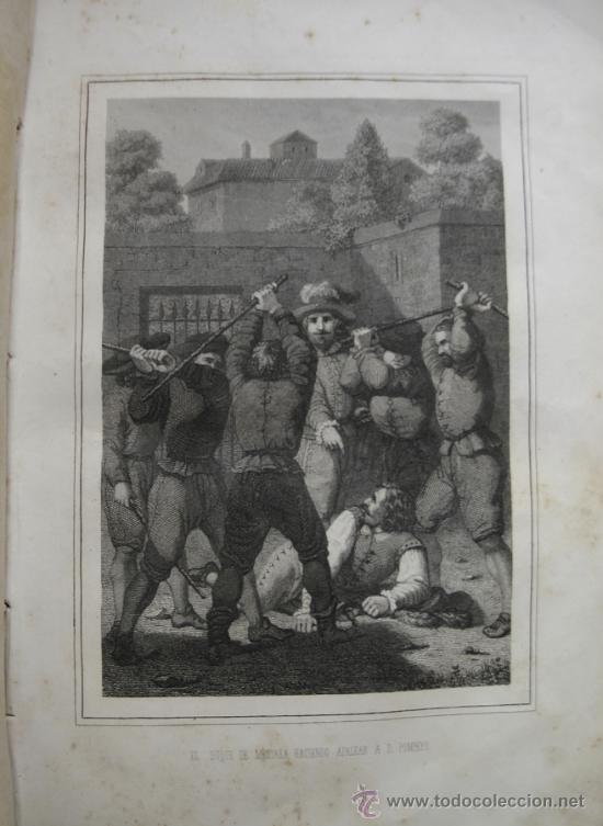 Libros antiguos: GIL BLAS DE SANTILLANA. TRAD. PADRE ISLA. BARCELONA, LUIS TASSO, 1874 - Foto 4 - 26495744