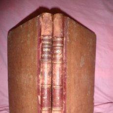 Libros antiguos: CERVANTES - DON QUIJOTE - AÑO 1877 - LUJOSA EDICION BELLAMENTE ILUSTRADA.. Lote 29361122