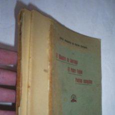 Libros antiguos: CURROS ENRIQUEZ OBRAS COMPLETAS II MAESTRE DE SANTIAGO PADRE FEIJÓO POESÍAS ESCOGIDAS 1909 RM49936. Lote 26894150