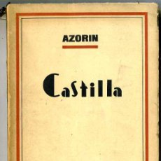 Libros antiguos: AZORIN : CASTILLA (1976) REEDICIÓN. Lote 27567409