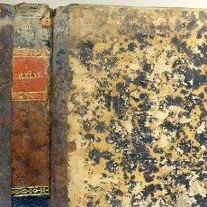 Libros antiguos: HISTOIRE DE GIL BLAS DE SANTILLANE (PARÍS, 1837). Lote 26590280