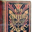 Libros antiguos: BIBLIOTECA SALVATELLA : A. DELAMARTINE - LA CAÍDA DE UN ÁNGEL (1884). Lote 26610059