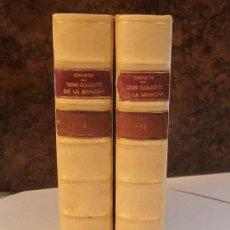 Libros antiguos: LIBRO ANTIGUO. CERVANTES. EL INGENIOSO HIDALGO DON QUIJOTE DE LA MANCHA. 1844-1845. QUIXOTE. MELLADO. Lote 26616798