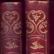 Libros antiguos: DE PRÈS ET DE LOIN. ROMAN CONJUGAL. PAUL L JACOB. (2 TOMOS).. Lote 26848574
