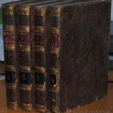 Libros antiguos: 1819.- IMPRENTA REAL. CARTAS A SOFIA EN PROSA Y VERSO SOBRE FISICA, QUIMICA E HISTORIA NATURAL.. Lote 27780502