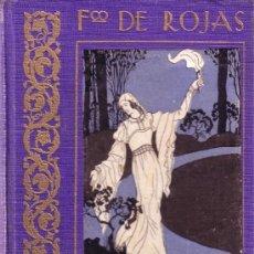 Libros antiguos: FRANCISCO DE ROJAS.SUS MEJORES OBRAS AL ALCANCE DE LOS NIÑOS.. Lote 28159270