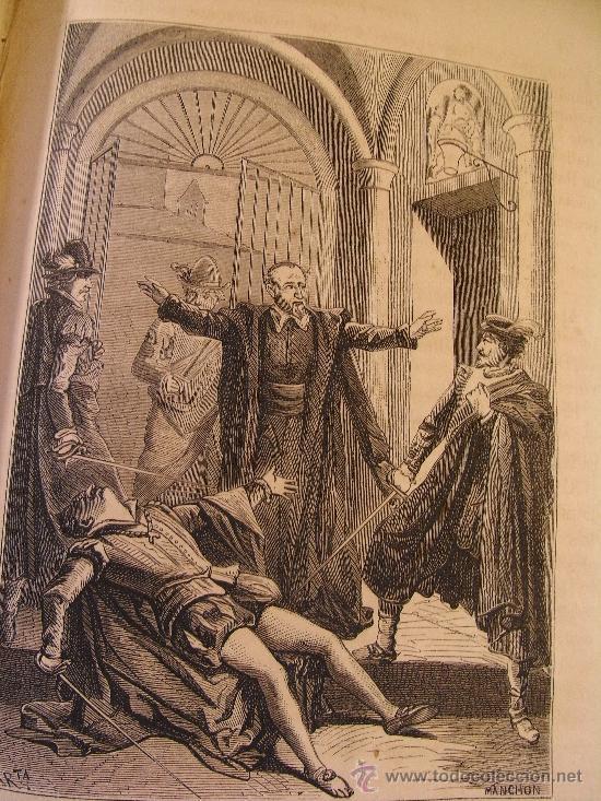Libros antiguos: EL AMIGO DE LOS POBRES - VICENTE DE PAUL - NOVELA HISTORICA - ENRIQUE WERTHY DE GUZMAN - 1873 - Foto 7 - 28396610