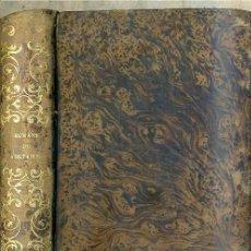 Libros antiguos: ROMANS DE VOLTAIRE TOME SECOND (DABO ET TREMBLAY, 1819). Lote 29337055