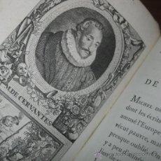 Libros antiguos: GALATÉE, TRADUCIÓN LIBRE DE FLORIAN DE LA GALATEA DE CERVANTES, 1785. CONTIENE 6 GRABADOS.. Lote 29468360