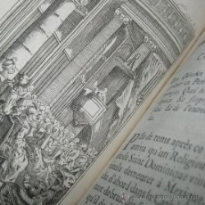 Libros antiguos: LE BACHELIER DE SALAMANQUE, ALAIN-RENÉ LE SAGE, 1767. CONTIENE 5 GRABADOS. Lote 29468372