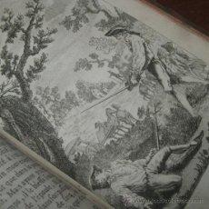 Libros antiguos: HISTOIRE DE MISS CLARISSE HARLOVE, RICHARDSON, 1766. CONTIENE 4 GRABADOS. Lote 29518458
