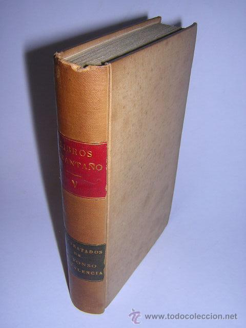 1876 - ALONSO DE PALENCIA - DOS TRATADOS - LIBROS DE ANTAÑO, PAPEL DE HILO (Libros antiguos (hasta 1936), raros y curiosos - Literatura - Narrativa - Clásicos)