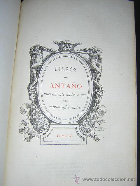 Libros antiguos: 1876 - ALONSO DE PALENCIA - DOS TRATADOS - LIBROS DE ANTAÑO, PAPEL DE HILO - Foto 3 - 29635788