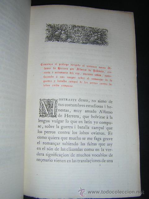Libros antiguos: 1876 - ALONSO DE PALENCIA - DOS TRATADOS - LIBROS DE ANTAÑO, PAPEL DE HILO - Foto 5 - 29635788