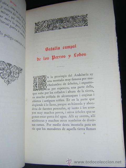 Libros antiguos: 1876 - ALONSO DE PALENCIA - DOS TRATADOS - LIBROS DE ANTAÑO, PAPEL DE HILO - Foto 6 - 29635788