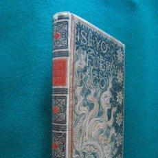 Libros antiguos: SI YO FUERA RICO !-LUIS MARIANO DE LARRA-ILUSTRADO `POR ALEJANDRO DE RIQUER MONTANER Y SIMON-1896.. Lote 29864541