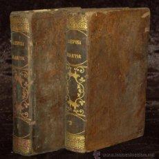 Libros antiguos: 2 TOMOS. LA ESPOSA MARTIR. ENRIQUE PEREZ ESCRICH. 1865-66.. Lote 29976085