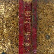 Libros antiguos: EUGENIO SUE : LOS MISTERIOS DE PARIS, TOMO II (LA HABANA, 1843). Lote 30288514