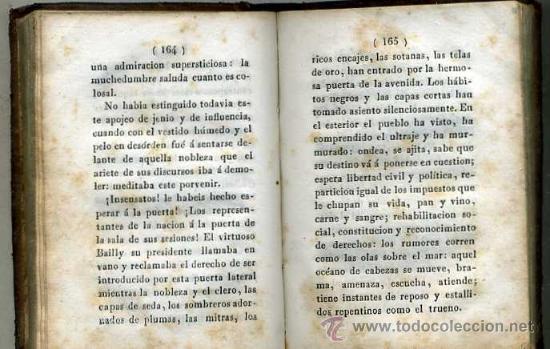 Libros antiguos: GUSTAVO DROUMEAU : LAS SOMBRAS (1844) - Foto 3 - 30289043
