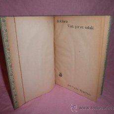 Libros antiguos: ANDALUSIA VISTA PER UN CATALA - SANTIAGO RUSIÑOL - AÑO 1896 - MUY RARO.. Lote 30458719