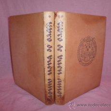 Libros antiguos: LIBRO DE BUEN AMOR - ARCIPRESTE DE HITA - CODICE DE SALAMANCA.. Lote 30894327