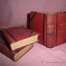 Libros antiguos: DON QUIJOTE DE LA MANCHA - CERVANTES - AÑO 1831 - BELLOS GRABADOS DE EPOCA.. Lote 31678302