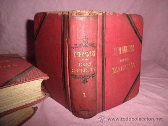 Libros antiguos: DON QUIJOTE DE LA MANCHA - CERVANTES - AÑO 1831 - BELLOS GRABADOS DE EPOCA. - Foto 2 - 31678302