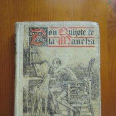 Libros antiguos: LIBRO DON QUIJOTE DE LA MANCHA (1905) DE MIGUEL DE CERVANTES. EDITORIAL SATURNINO CALLEJA. Lote 31742857