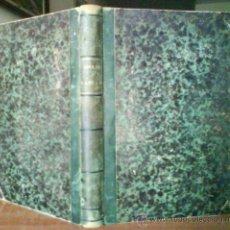 Libros antiguos: 1ª ED 1872 L ´ANE D ´OR OU LA MÉTAMORPHOSE / APULEE / GRABADOS / EN FRANCÉS. Lote 31914289