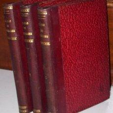 Libros antiguos: AVENTURAS DE GIL BLAS DE SANTILLANA 3T POR M. LE SAGE DE IMPRENTA DE ENRIQUE TRUJILLO EN MADRID 1844. Lote 32021483