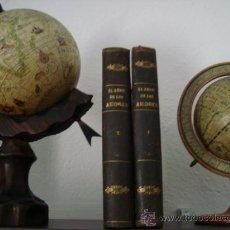 Libros antiguos: 1876.EL AMOR DE LOS AMORES.ENRIQUE PEREZ ESCRICH.IMPRENTA Y LIBRERIA DE MIGUEL GUIJARRO, MADRID.2 T. Lote 32393350
