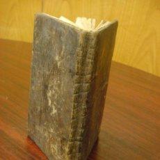 Libros antiguos: FABULAS EN VERSO CASTELLANO PARA USO DEL REAL SEMINARIO VASCONGADO, 1865. Lote 32483801
