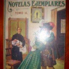 Libros antiguos: NOVELAS EJEMPLARES TOMO II Nº 7 - M. DE CERVANTES SAAVEDRA - 1933 - BIBLIOTECA SOPENA. Lote 32733289