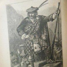 Libros antiguos: ROB ROY DE WALTER SCOTT 1882.. Lote 32944835