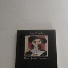 Libros antiguos: DON JUAN TENORIO. Lote 33095040