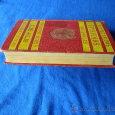 Libros antiguos: EPISODIOS NACIONALES - 7 DE JULIO Y LOS CIEN MIL HIJOS DE SAN LUIS (1922 ). Lote 33138259