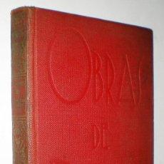 Libros antiguos: ALEJANDRO DUMAS: VEINTE AÑOS DESPUES - TOMOS III Y IV. . Lote 34145215