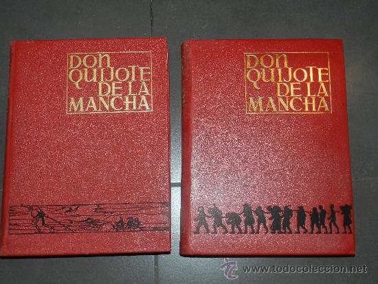 (M-2.4) DON QUIJOTE DE LA MANCHA, MIGUEL DE CERVANTES SAAVEDRA, ILUSTRADO POR JOSE SEGRELLES, 1979, (Libros antiguos (hasta 1936), raros y curiosos - Literatura - Narrativa - Clásicos)