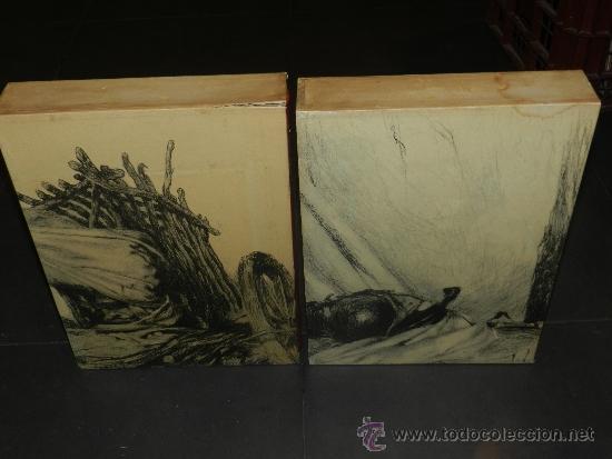 Libros antiguos: (M-2.4) DON QUIJOTE DE LA MANCHA, MIGUEL DE CERVANTES SAAVEDRA, ILUSTRADO POR JOSE SEGRELLES, 1979, - Foto 2 - 34631653