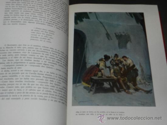 Libros antiguos: (M-2.4) DON QUIJOTE DE LA MANCHA, MIGUEL DE CERVANTES SAAVEDRA, ILUSTRADO POR JOSE SEGRELLES, 1979, - Foto 6 - 34631653