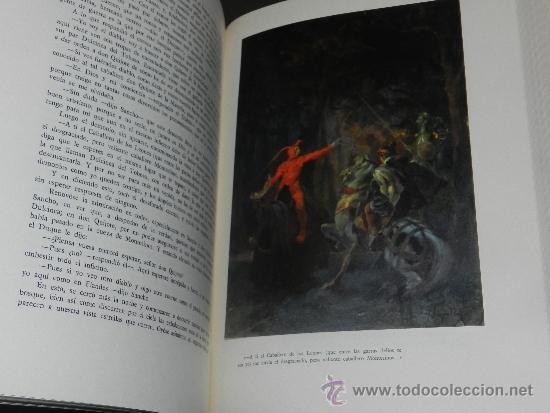 Libros antiguos: (M-2.4) DON QUIJOTE DE LA MANCHA, MIGUEL DE CERVANTES SAAVEDRA, ILUSTRADO POR JOSE SEGRELLES, 1979, - Foto 8 - 34631653