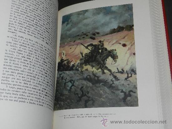 Libros antiguos: (M-2.4) DON QUIJOTE DE LA MANCHA, MIGUEL DE CERVANTES SAAVEDRA, ILUSTRADO POR JOSE SEGRELLES, 1979, - Foto 9 - 34631653