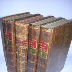 Libros antiguos: 1793 - SANTA TERESA DE JESUS - OBRAS - 4 TOMOS - LAMINAS. Lote 34643777