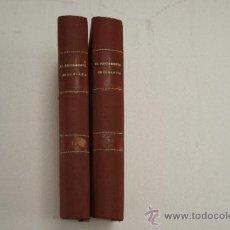 Libros antiguos: 2 TOMOS. EL TESTAMENTO DE UN MARTIR. 1885.. Lote 34760112